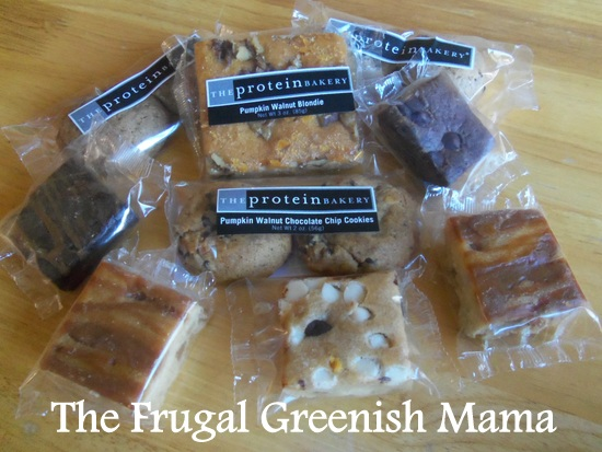 Naturally Delicious Protein Packed Treats from the Protein Bakery