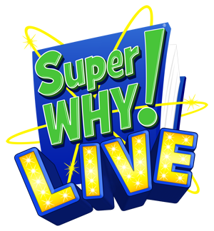 Super Why Live:You've Got the Power! in Memphis, TN is this Sunday!