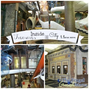 CM3 Collage Inside City Museum