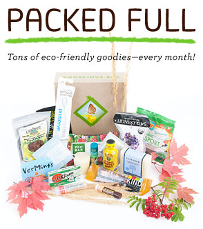 Conscious Box Giveaway 3-Month Subscription (Closed)