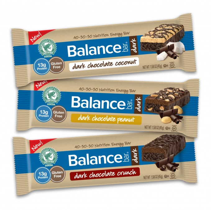 Balance Bar Dark Now Rainforest Alliance Certified & Giveaway