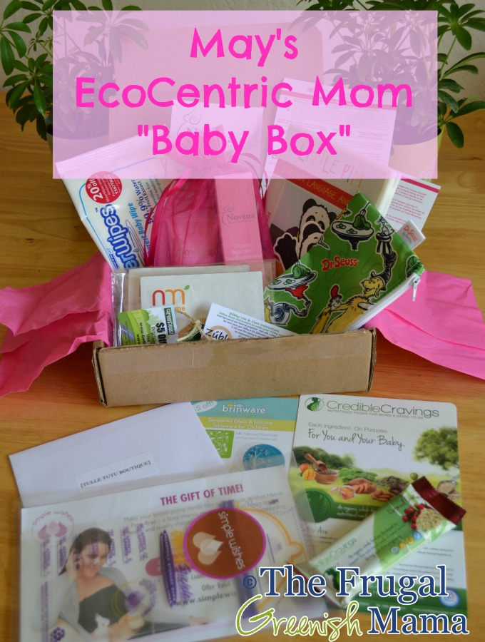 EcoCentric mom may baby box