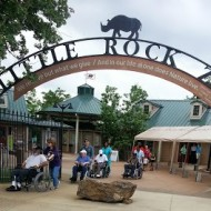 Family Fun at the Little Rock Zoo