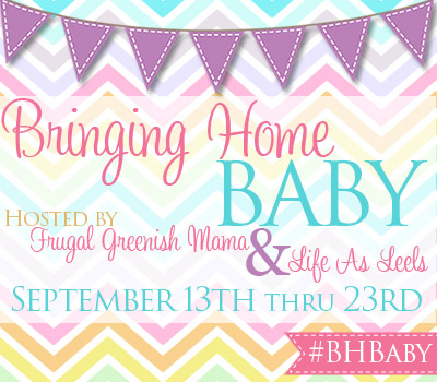 Bringing Home Baby – Grand Prize Giveaway Baby Package