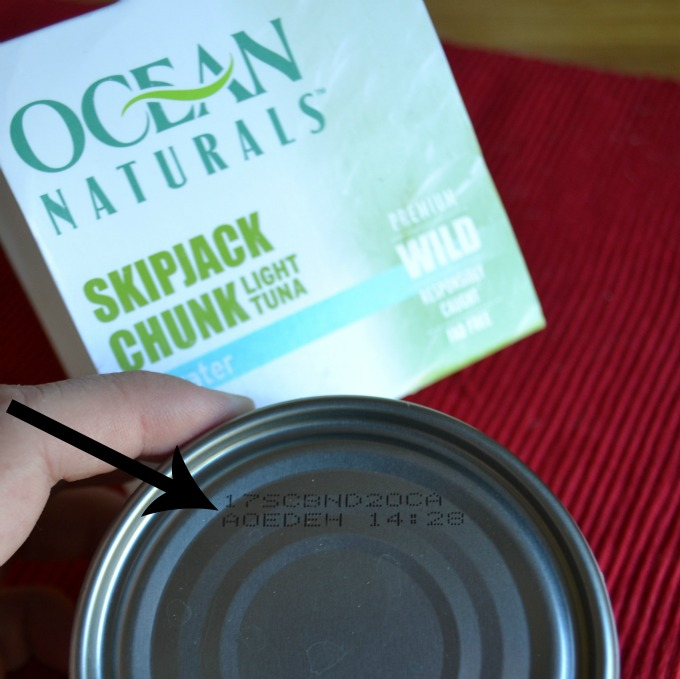 Tuscan Tuna Salad Source #OceansNaturals #cbias #shop