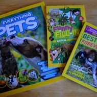 Why My Children Love National Geographic Books