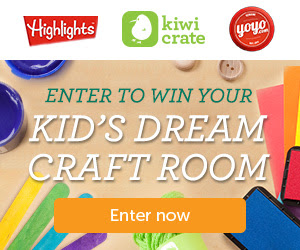 Celebrate National Crafting Month with Kiwi Crate