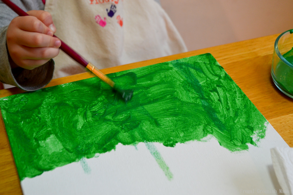crayola #colorfulcreations #shop painting (1 of 3)