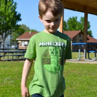 Minecraft Has Taken Over at Crazy 8 {Plus Giveaway}