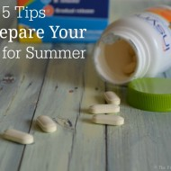 Five Tips To Prepare Our Bodies For Summer {Including Natural Probiotics}