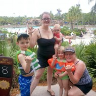 Visiting Typhoon Lagoon With Toddlers