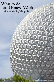 disney epcot ball