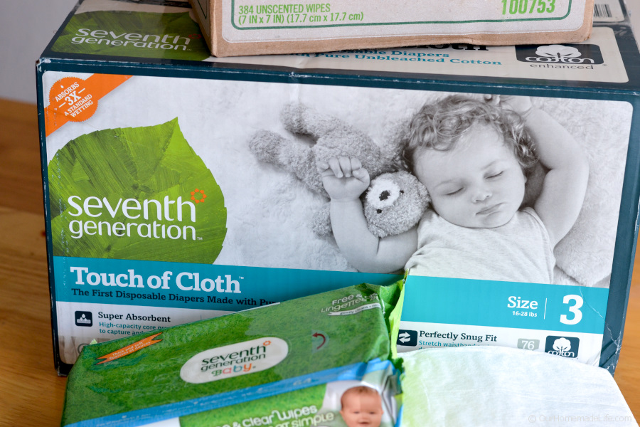 Cloth or Paper Diapers?  Why Not Both!