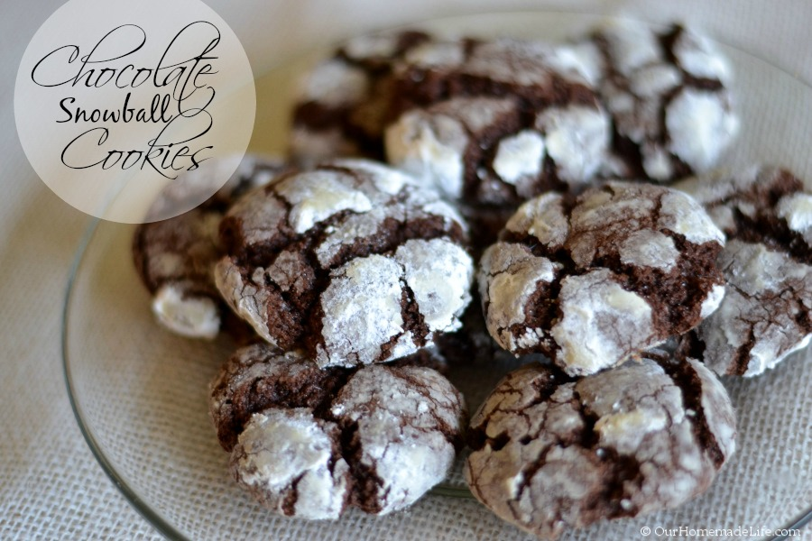 Snowball cookie recipes