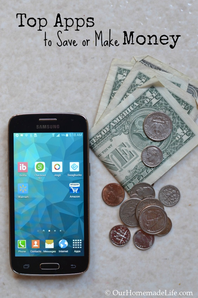 Top Apps to Save & Make You Money