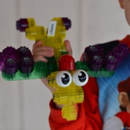 Using Toys to Work on Problem Solving and Creativity