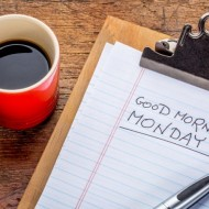 Mondays, Homeschool & Changing Email Services