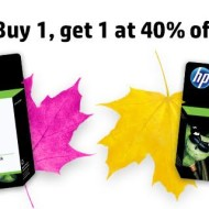 How HP Ink Fit My Life & An Awesome Sale!